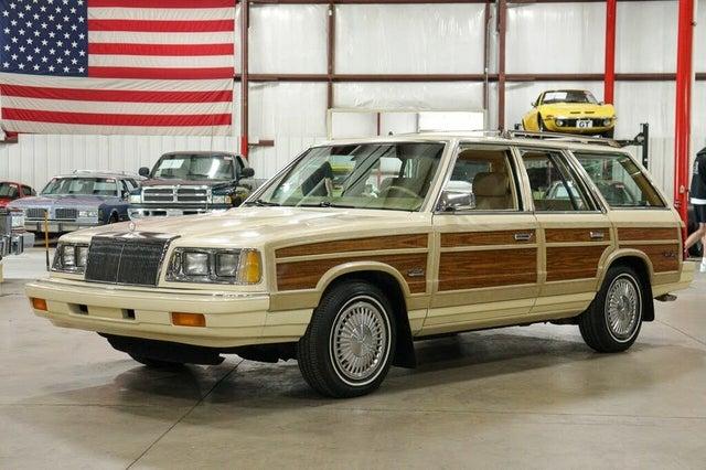 1986 Chrysler Le Baron Town and Country Wagon