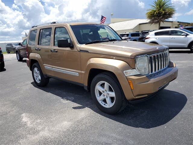 2012 Jeep Liberty Limited 4WD