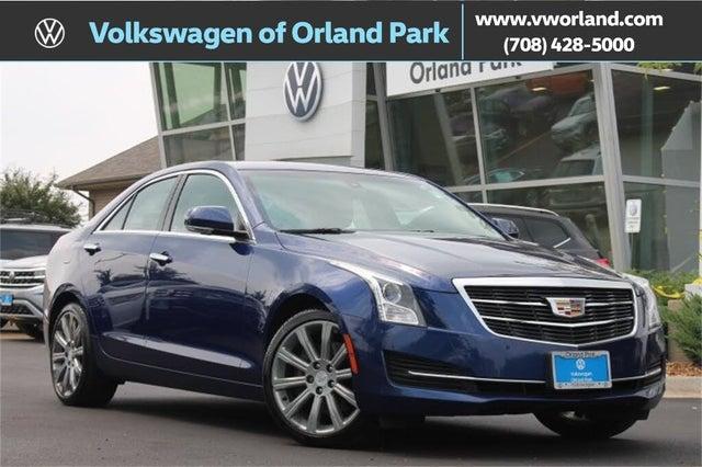 2015 Cadillac ATS 2.0T Luxury AWD