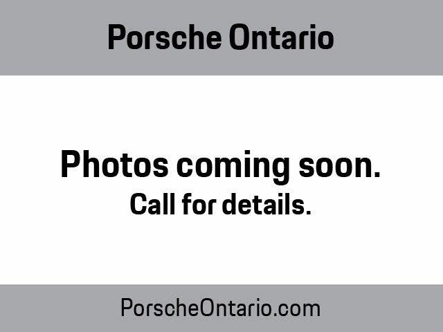 2022 Porsche 718 Boxster