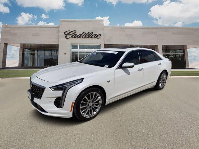 2019 Cadillac CT6 3.0TT Platinum AWD
