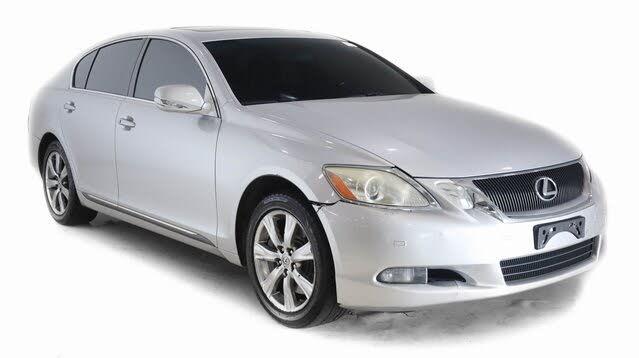 2008 Lexus GS 350 AWD