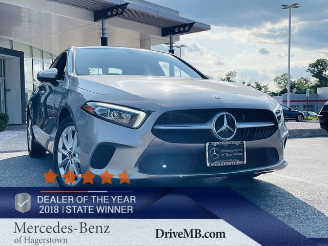 2021 Mercedes-Benz A-Class A 220 4MATIC Sedan AWD
