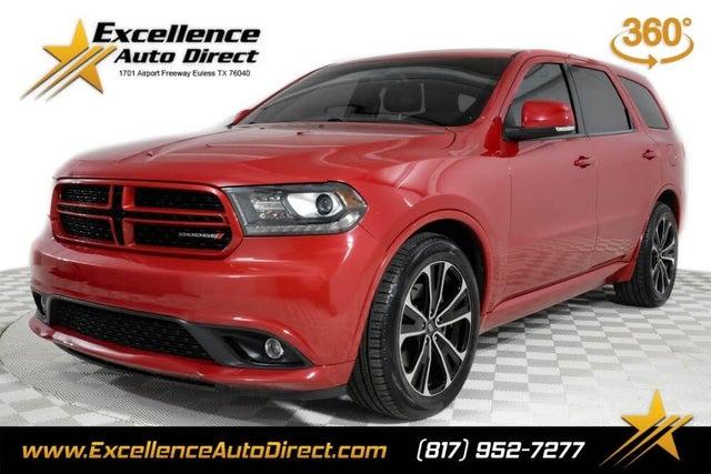 2014 Dodge Durango R/T RWD