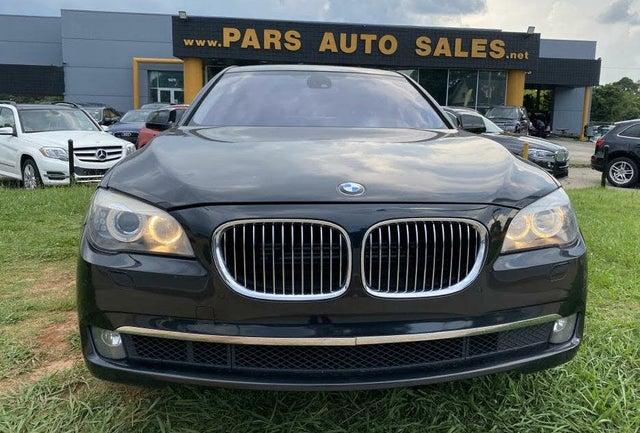2012 BMW ActiveHybrid 7 750Li RWD