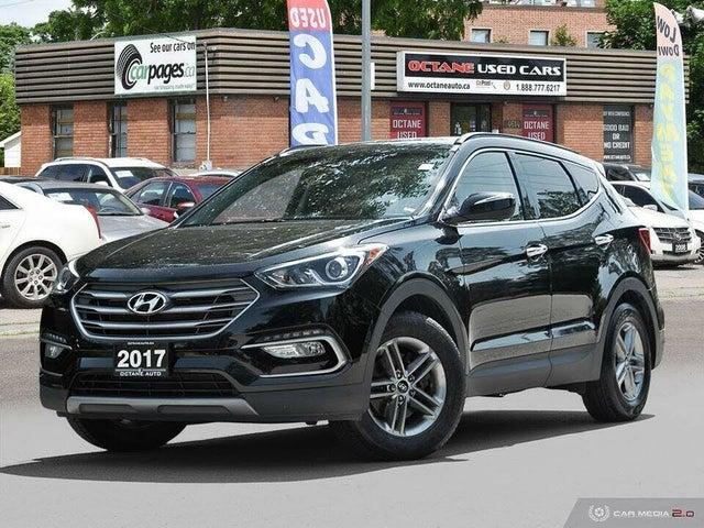 2017 Hyundai Santa Fe Sport 2.4L Premium FWD