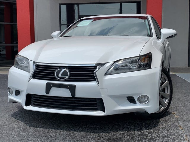 2015 Lexus GS 350 RWD