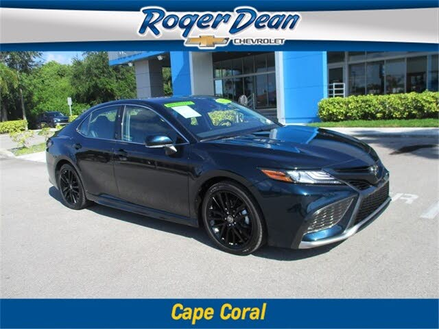 2021 Toyota Camry XSE V6 FWD