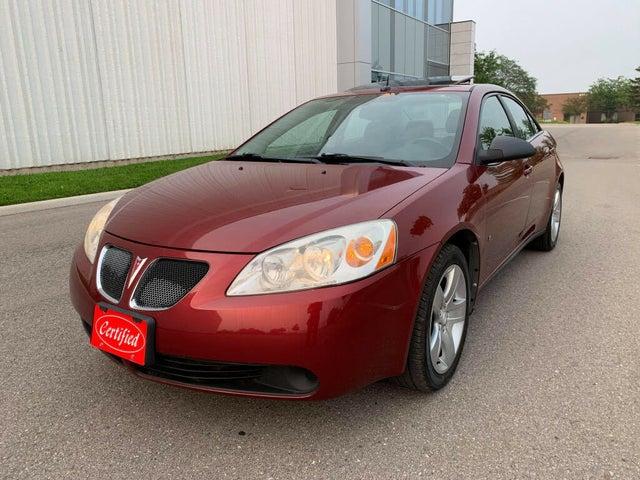 2008 Pontiac G6 SE I4 Sedan