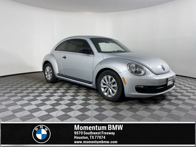 2014 Volkswagen Beetle 1.8T Entry