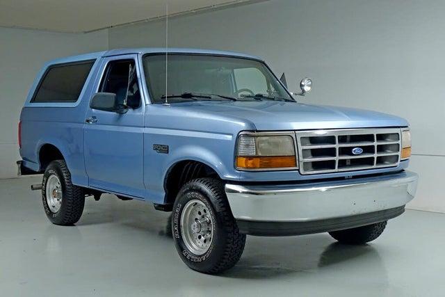 1996 Ford Bronco XL 4WD