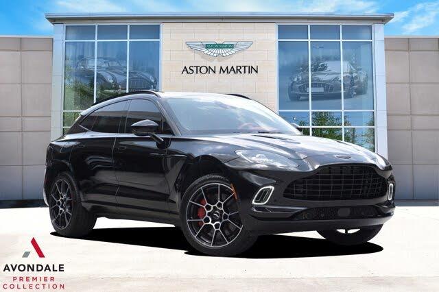2021 Aston Martin DBX AWD