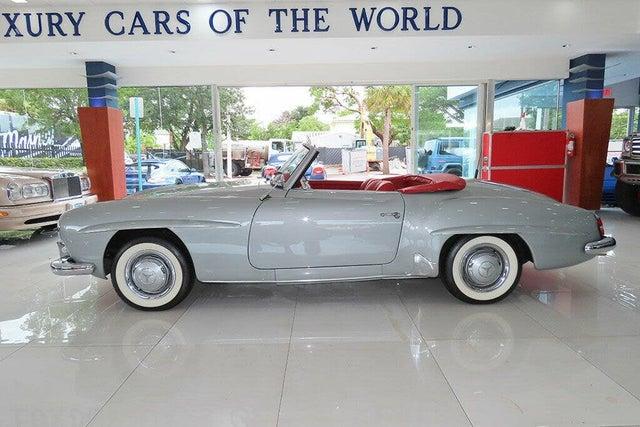 1958 Mercedes-Benz 190-Class 190 SL