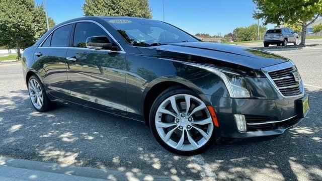 2016 Cadillac ATS 3.6L Performance AWD