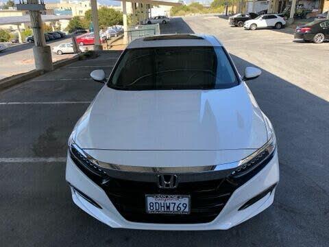 2018 Honda Accord 2.0T Touring FWD