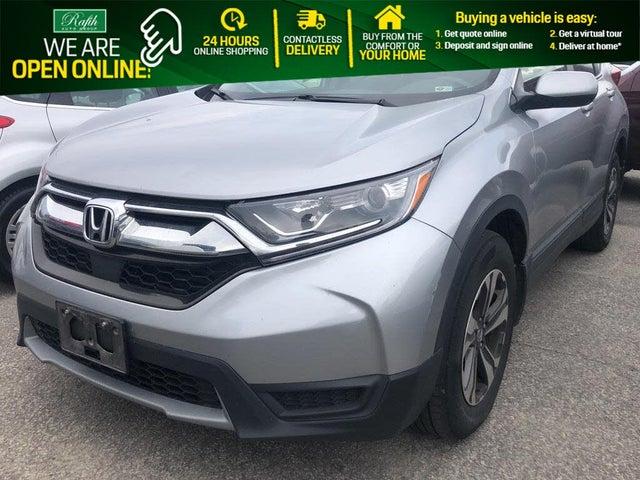 2018 Honda CR-V LX AWD