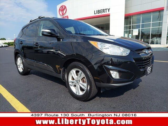 2013 Hyundai Tucson GLS FWD
