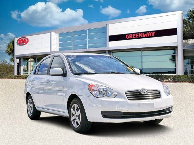 2010 Hyundai Accent GLS Sedan FWD
