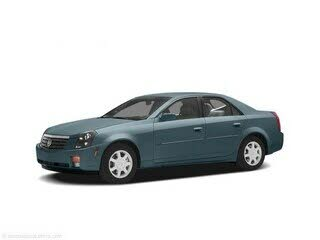 2006 Cadillac CTS 3.6L RWD