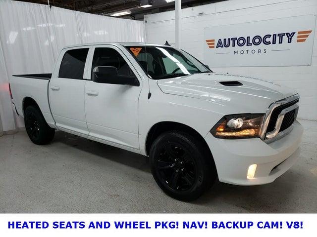 2017 RAM 1500 Night Crew Cab 4WD