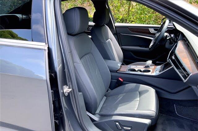 2019 Audi A6 3.0T quattro Premium Plus Sedan AWD