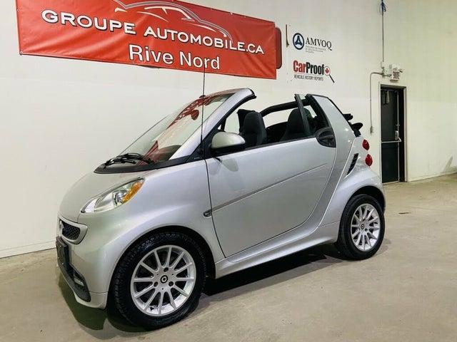 2013 smart fortwo BRABUS cabrio