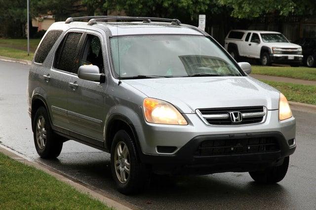 2004 Honda CR-V EX-L AWD