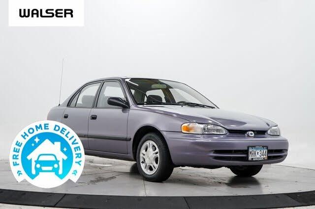 1998 Chevrolet Prizm LSi FWD