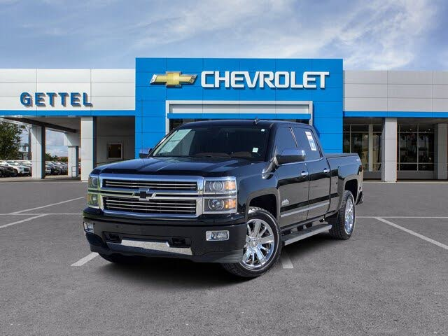 2015 Chevrolet Silverado 1500 High Country Crew Cab 4WD