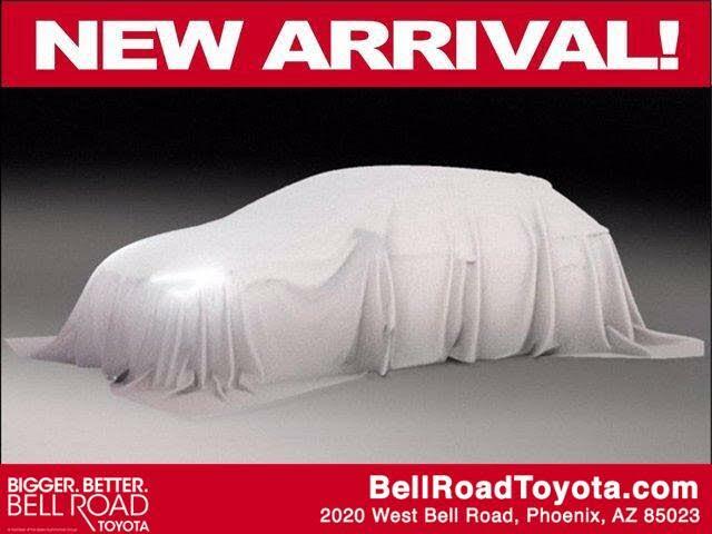 2021 Toyota RAV4 LE FWD