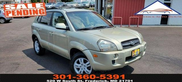 2006 Hyundai Tucson Limited 2WD
