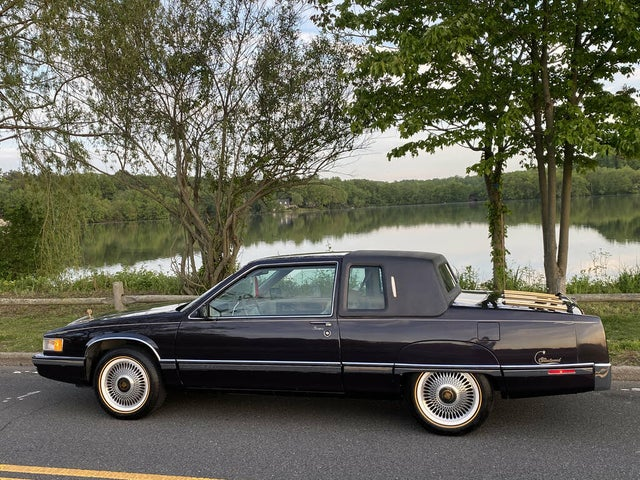 1992 Cadillac Fleetwood Coupe FWD