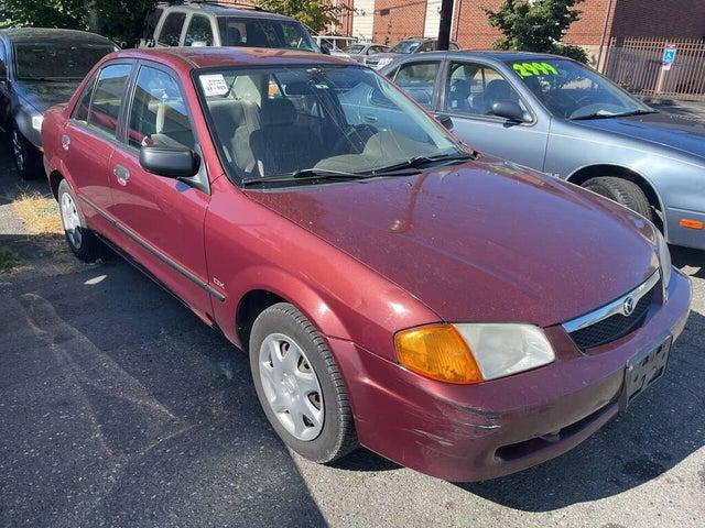 1999 Mazda Protege 4 Dr DX Sedan