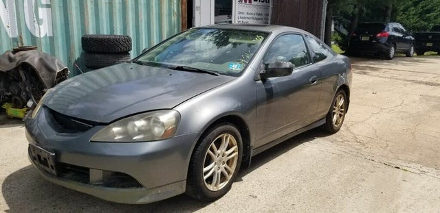 2005 Acura RSX FWD with Leather
