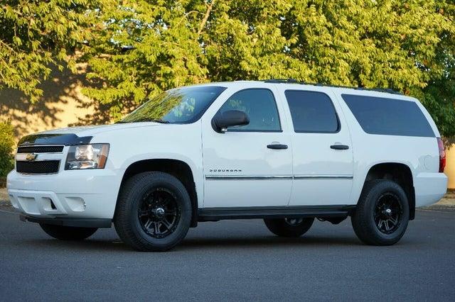 2013 Chevrolet Suburban 2500 Fleet 4WD