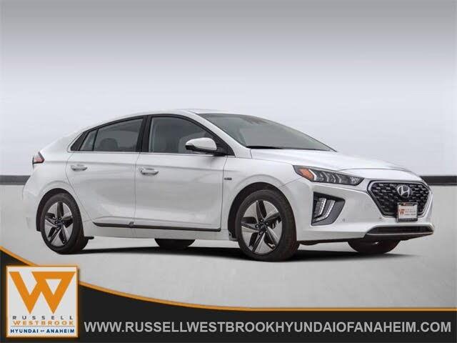 2020 Hyundai Ioniq Hybrid Limited FWD