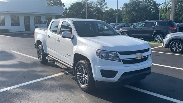 2019 Chevrolet Colorado Work Truck Crew Cab RWD