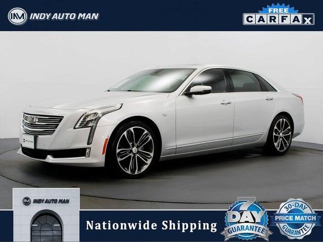 2017 Cadillac CT6 3.0TT Platinum AWD