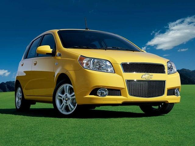 2010 Chevrolet Aveo 5 1LT Hatchback FWD
