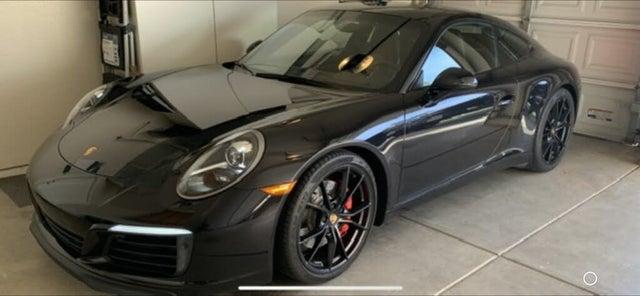2019 Porsche 911 Carrera S Coupe RWD