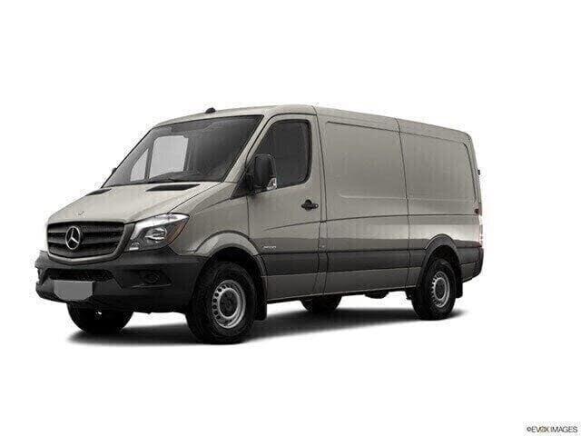 2014 Mercedes-Benz Sprinter Cargo 2500 144 WB RWD