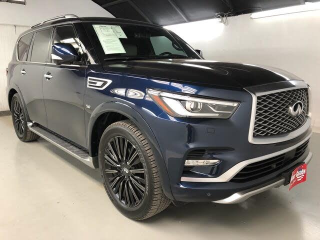 2019 INFINITI QX80 Limited AWD