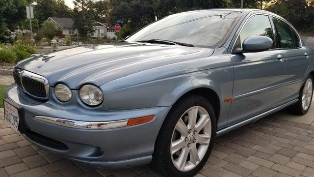 2003 Jaguar X-TYPE 3.0L AWD