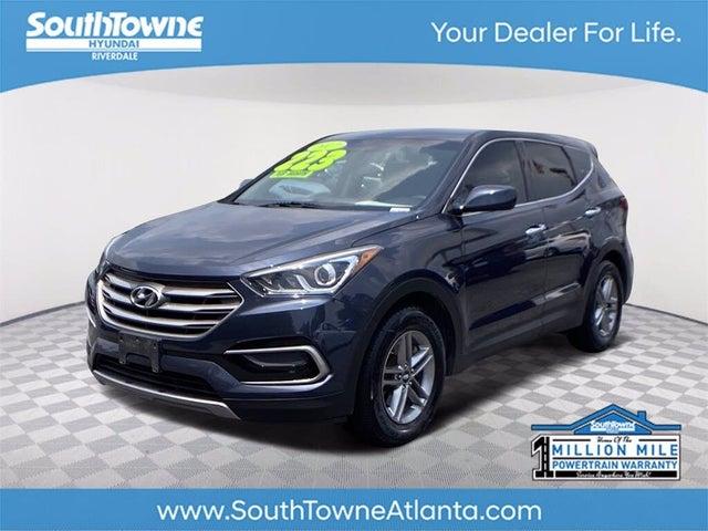 2017 Hyundai Santa Fe Sport 2.4L FWD