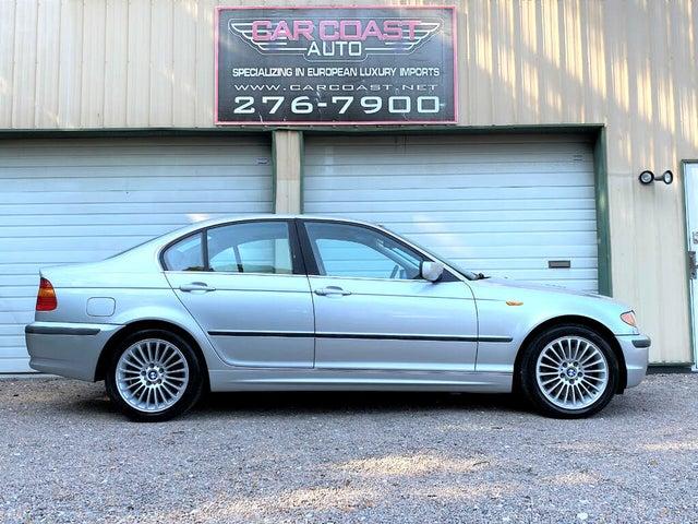 2002 BMW 3 Series 330xi Sedan AWD