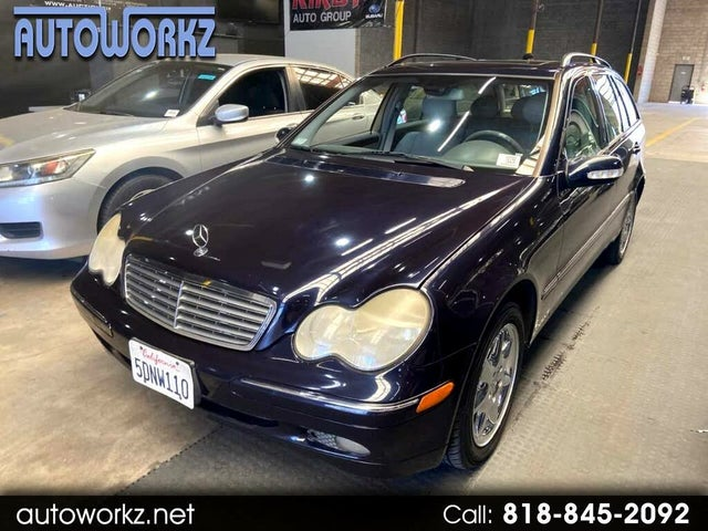2002 Mercedes-Benz C-Class C 320 Wagon