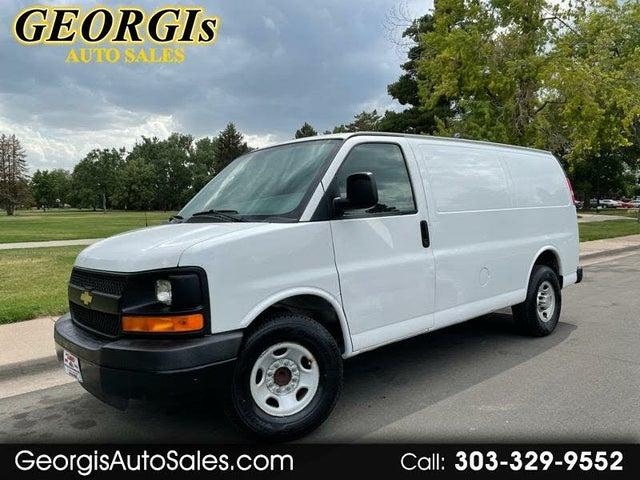 2012 Chevrolet Express Cargo 2500 RWD