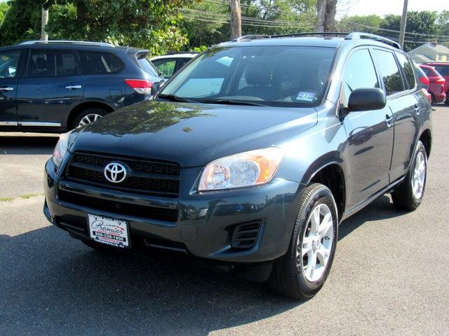 2012 Toyota RAV4 Limited 4WD
