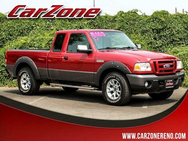 2008 Ford Ranger FX4 Off-Road SuperCab 4Dr