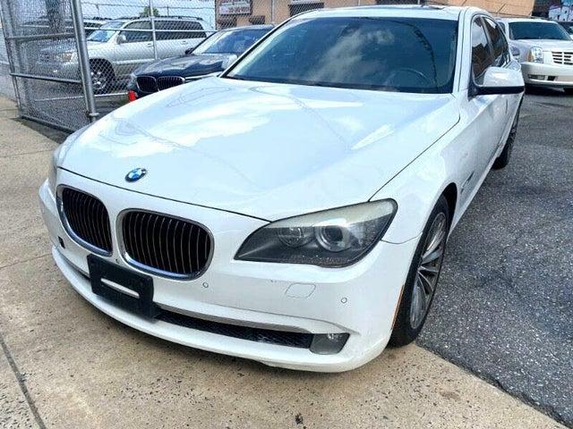2011 BMW 7 Series 750Li RWD